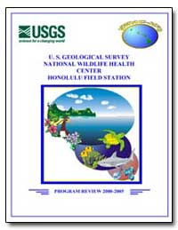 U.S. Geological Survey National Wildlife... by Work, Thierry M.