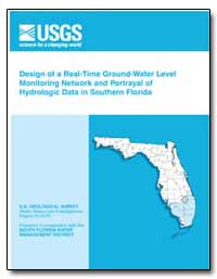 Design of a Real-Time Ground-Water Level... by Prinos, Scott T.