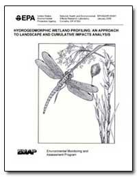 Hydrogeomorphic Wetland Profiling : An A... by Johnson, J. Bradley