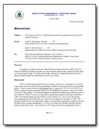 United States Environmental Protection A... by Boornazian, Linda Y.