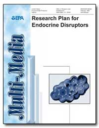 Research Plan for Endocrine Disruptors by Environmental Protection Agency