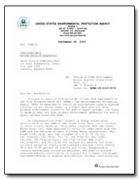 United States Environmental Protection A... by Sipe, Diane L.