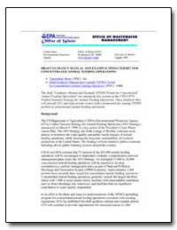 Draft Guidance Manual and Example Npdes ... by Environmental Protection Agency