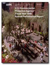 U.S. Environmental Protection Agency Fis... by Browner, Carol M.