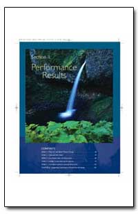 Section Ii. Performance Results by Environmental Protection Agency