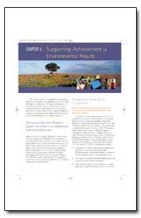 Chapter 6 : Supporting Achievement of En... by Environmental Protection Agency