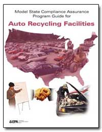 Auto Recycling Facilities by Environmental Protection Agency