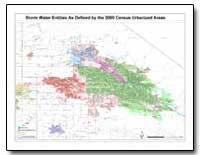 Storm Water Entities as Defined by the 2... by Environmental Protection Agency