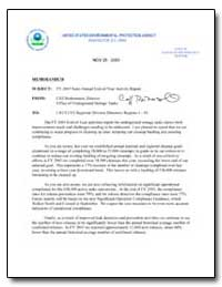 United States Environmental Protection A... by Rothenstein, Cliff
