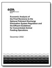Economic Analysis of the Final Revisions... by Johnson, Renee Selinsky