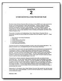 Chapter 2 : Storm Water Pollution Preven... by Environmental Protection Agency