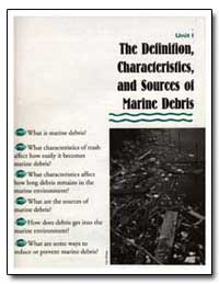 The Definition, Characteristics, And Sou... by Environmental Protection Agency