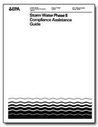 Storm Water Phase II Compliance Assistan... by Environmental Protection Agency