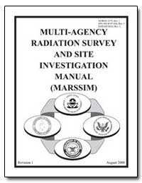 Multi-Agency Radiation Survey and Site I... by Environmental Protection Agency