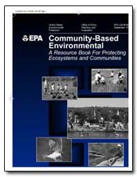 Community-Based Environmental by Environmental Protection Agency