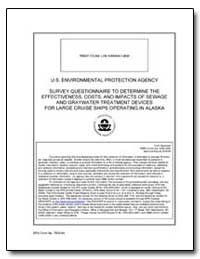 U.S. Environmental Protection Agency Sur... by Environmental Protection Agency