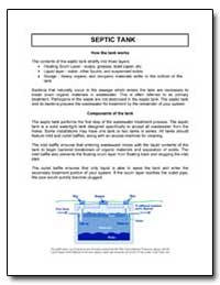 Septic Tank by Environmental Protection Agency
