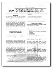 Funding Brownfield Remediation with the ... by Environmental Protection Agency