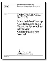 Gao by Dingell, John D.