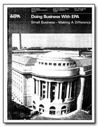 Doing Business with Epa Small Business-M... by Brown, Jeanette L.