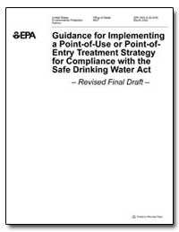 Guidance for Implementing a Point-Of-Use... by Environmental Protection Agency
