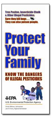 Protect Your Family by Environmental Protection Agency