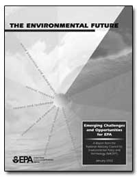 The Environmental Future by Bowers, Dorothy