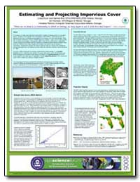 Estimating and Projecting Impervious Cov... by Environmental Protection Agency
