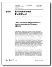 The Congestion Mitigation and Air Qualit... by Environmental Protection Agency