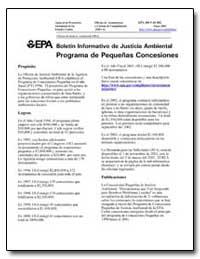 Boletin Informativo de Justicia Ambienta... by Loney, Natalie