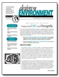 Reduccion Devoc en la Flexografia by Environmental Protection Agency