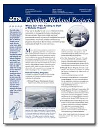 Funding Wetland Projects by Environmental Protection Agency