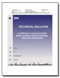 Ultraviolet and Electron Beam (Uv/Eb) Cu... by Environmental Protection Agency