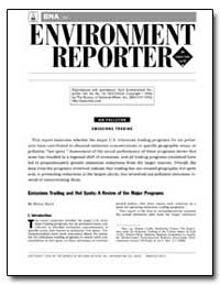 Environment Reporter by Environmental Protection Agency