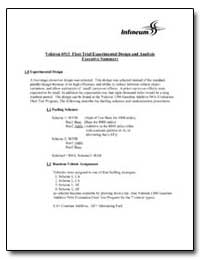 Vektron 6913 Fleet Trial Experimental De... by Environmental Protection Agency