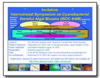 Invitation International Symposium on Cy... by Environmental Protection Agency