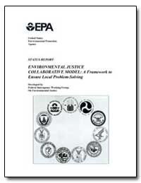 Status Report Environmental Justice Coll... by Environmental Protection Agency