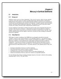 Mercury in Surficial Sediments by Environmental Protection Agency