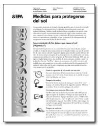 Medidas para Protegerse Del Sol by Environmental Protection Agency