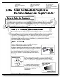 Guia Del Ciudadano para la Reduccion Nat... by Environmental Protection Agency