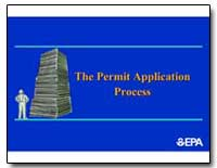 The Permit Application Process by Environmental Protection Agency