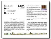 Clean Air Technology Center by Environmental Protection Agency