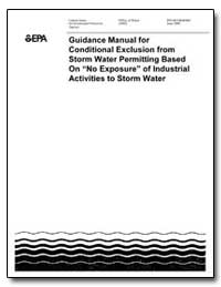 Guidance Manual for Conditional Exclusio... by Environmental Protection Agency