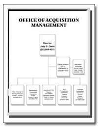 Office of Acquisition Management by Davis, Ljudy S.