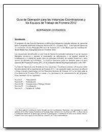Guia de Operacion para las Instancias Co... by Environmental Protection Agency