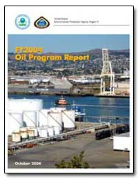 Fy2004Oil Roil Program Report by Environmental Protection Agency