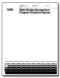 State Sludge Management Program Guidance... by Environmental Protection Agency
