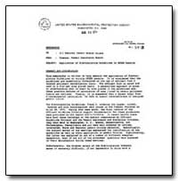 United States Environmental Protection A... by Strier, Murray P.