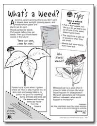 What's a Weed by Environmental Protection Agency