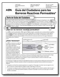 Guia Del Ciudadano para las Barreras Rea... by Environmental Protection Agency